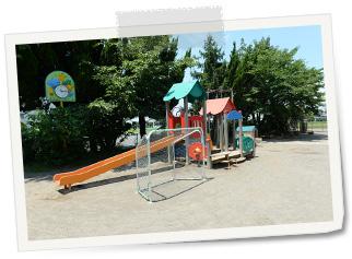 親子ふれあい広場で幼稚園体験